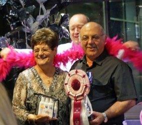 AWARDS NIGHT AT CAT OF THE YEAR 2014